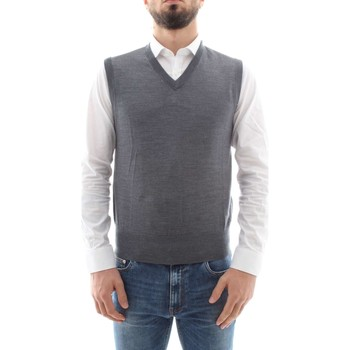 Kleidung Herren Strickjacken Brooks Brothers 100065554 Grau