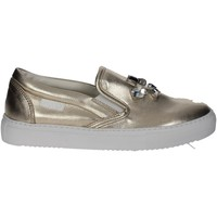 Schuhe Damen Slip on Agile By Ruco Line 2813(10*) Gold