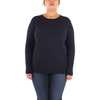 Kleidung Damen Pullover Persona By Marina Rinaldi ASSISI Pullover & Sweatshirts Frau blue blue