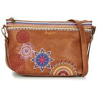 Taschen Damen Handtasche Desigual BOLS_CATANIA AMBER Camel