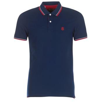 Kleidung Herren Polohemden Selected SLHNEWSEASON Marine
