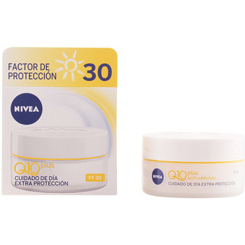 Beauty Damen Anti-Aging & Anti-Falten Produkte Nivea Q10+ Anti-arrugas Día Spf30  50 ml