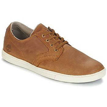 Schuhe Herren Sneaker Low Timberland FULK LP OX Braun