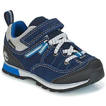 Schuhe Kinder Sneaker Low Timberland GRIFFIN PARK LOW GTX Blau