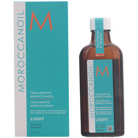 Beauty Accessoires Haare Moroccanoil Light Oil Treatment For Fine & Light Colored Hair
