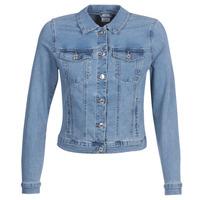 Kleidung Damen Jeansjacken Vero Moda VMHOT SOYA Blau