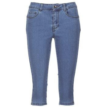 Kleidung Damen 3/4 Hosen & 7/8 Hosen Vero Moda VMHOT SEVEN Blau