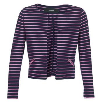 Kleidung Damen Jacken / Blazers Vero Moda VMULA Marine / Rose