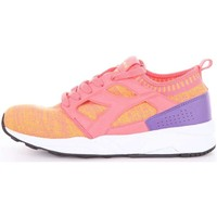 Schuhe Herren Sneaker Low Diadora 173085 Sneakers Harren Orange Orange