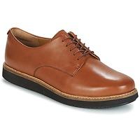 Schuhe Damen Derby-Schuhe Clarks GLICK DARBY Dark