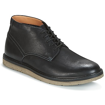 Schuhe Herren Boots Clarks BONNINGTON TOP Schwarz