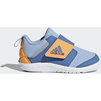 Schuhe Kinder Sneaker Low adidas Performance Fortaplay Schuh Blau