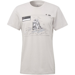 Kleidung Herren T-Shirts adidas Performance Star Wars Massive Hit T-Shirt white