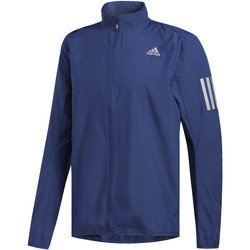 Kleidung Herren Trainingsjacken adidas Performance Response Windjacke blue
