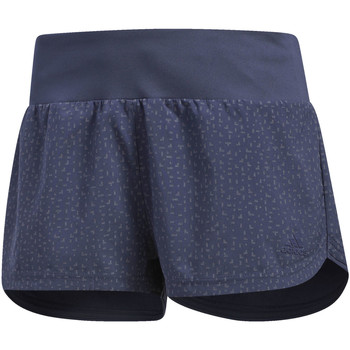 Kleidung Damen Shorts / Bermudas adidas Performance Supernova Glide Shorts blue