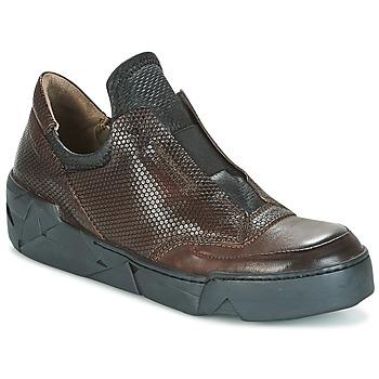 Schuhe Damen Boots Airstep / A.S.98 CONCEPT Braun