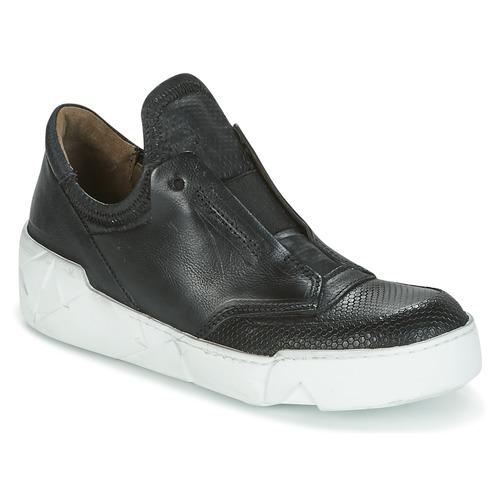 Airstep   A.S.98 CONCEPT Schwarz Schwarz Schwarz  Schuhe Stiefel Damen 3dc996