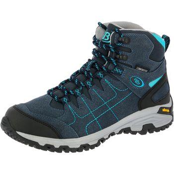 Schuhe Herren Boots Brütting Mount shasta high blau