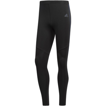 Kleidung Herren Leggings adidas Performance Response Long Tight Schwarz