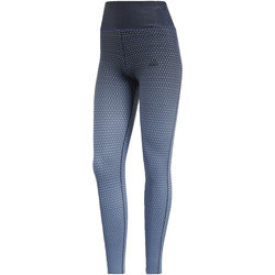 Kleidung Damen Leggings adidas Performance Ultimate Miracle Sculpt Tight Blau / Mehrfarbig