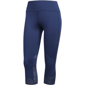 Kleidung Damen Leggings adidas Performance How We Do 3/4-Tight blue