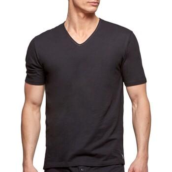 Kleidung Herren T-Shirts Impetus 1360002 020 Schwarz