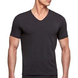 Kleidung Herren T-Shirts Impetus 1351021 020 Schwarz