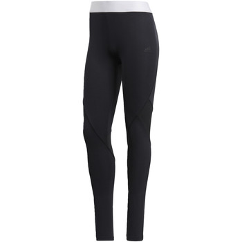 Kleidung Damen Leggings adidas Performance Climacool Logo Tight Schwarz