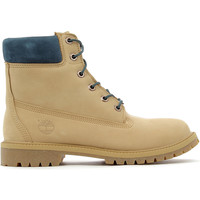 Schuhe Kinder Boots Timberland 6 In Premium WP Boot Braun