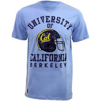 Kleidung Herren T-Shirts American Freshman JUNIPER TEE Herren T-Shirt Georgetown University Neu bleu