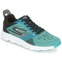 Schuhe Herren Laufschuhe Skechers GO Run Ride 6 Blau / Schwarz