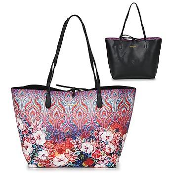 Taschen Damen Shopper / Einkaufstasche Desigual BOLS_CAPRI FREYA Rose / Multifarben