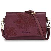 Taschen Damen Umhängetaschen Desigual BOLS_DALLAS SOFT MENDHI Bordeaux