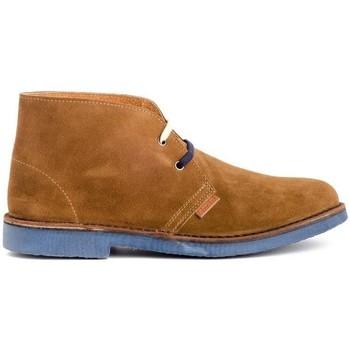 Schuhe Herren Boots Colour Feet MOGAMBO Braun