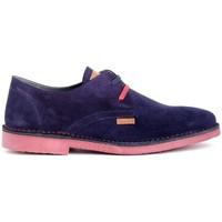 Schuhe Herren Derby-Schuhe Colour Feet HATARI Blau