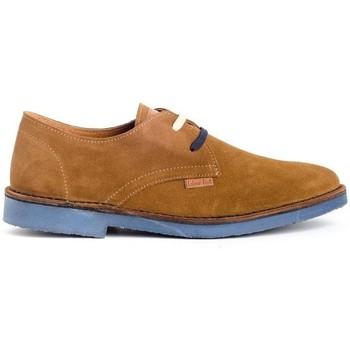 Schuhe Herren Derby-Schuhe Colour Feet HATARI Braun
