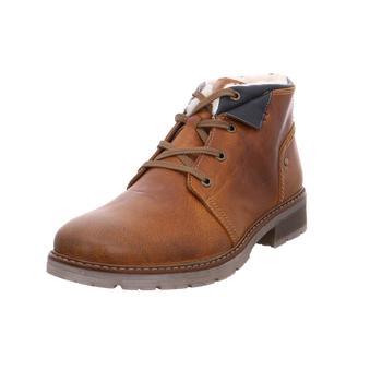 Schuhe Herren Boots Rieker NV 25°marron/ozean1