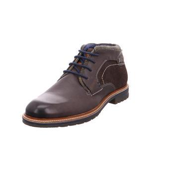 Schuhe Herren Boots Bugatti RINGO Dark Grey