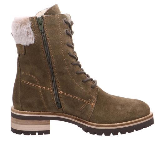 Tamaris Da.-Stiefel OLIVE722 - Schuhe Boots Damen 79,95