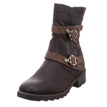 Schuhe Damen Boots Marco Tozzi Woms Boots MUD ANT.COMB358