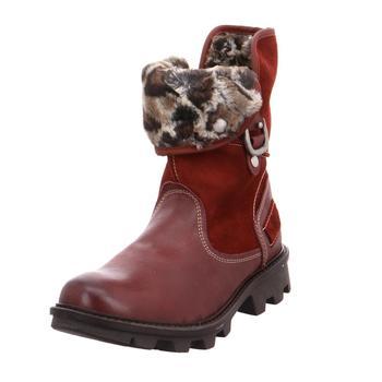 Schuhe Damen Boots Seibel MARYLIN 11 CARMIN460