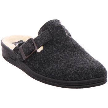 Schuhe Herren Hausschuhe Bold - 8121-W schwarz