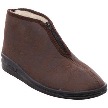 Schuhe Herren Hausschuhe Bold - 8112-w braun
