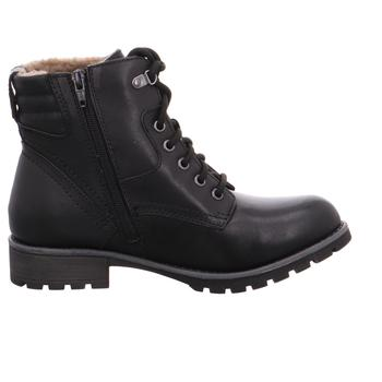 Schuhe Damen Low Boots Softline Da.-Stiefel BLACK001