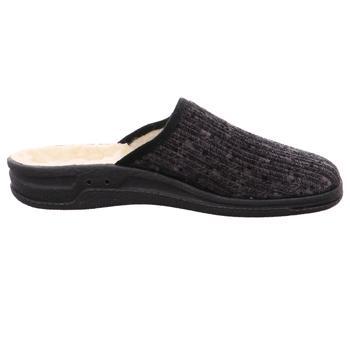 Schuhe Herren Hausschuhe Bold - 8103-W grau