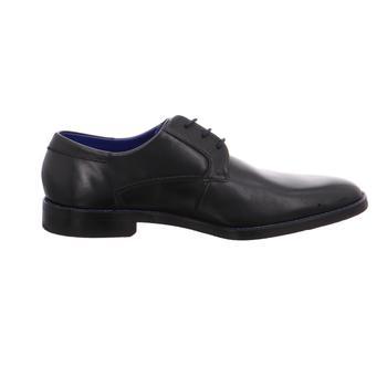 Schuhe Herren Derby-Schuhe Bugatti RAINEL Black