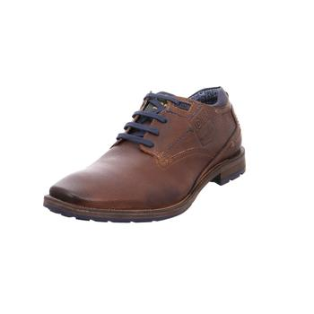 Schuhe Herren Derby-Schuhe Bugatti - 312-31102-4900 braun
