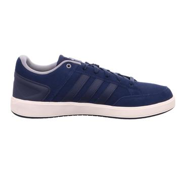 Schuhe Herren Sneaker Low adidas Originals CF ALL COURT CONAVY/CONAVY/CWHITE000