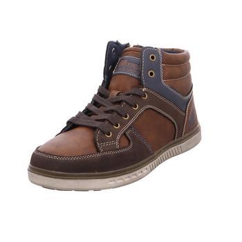Schuhe Herren Boots Anwr rust rust