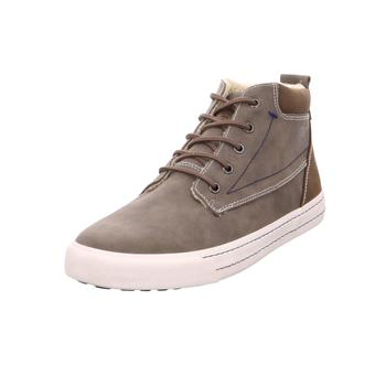 Schuhe Herren Sneaker High S.Oliver He.-Schnürer PEPPER 324